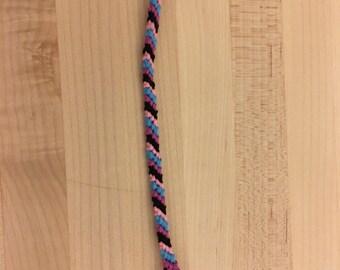Simple 4-color bracelet