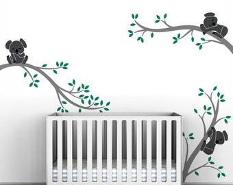 Koala Tree Branches by LittleLion Studio