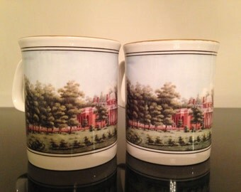 Monticello Mug by Duchess England