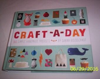 CRAFT A DAY new hardback book