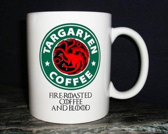 Targaryen Coffee Mug