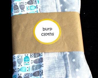 Super Soft Burp Cloths Item #1611