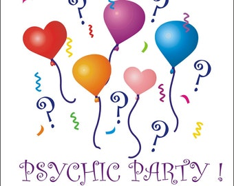 Psychic PARTY by Phone for 2 hours 120 Minutes for 6 to 8 people