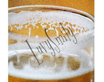 Beer Lace Photograph