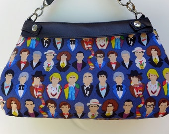 Doctor Who - Regeneration - Purse Skirt ONLY for Thirty-One Skirt Purse