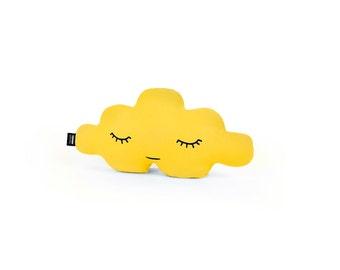 Cloud XS Polen Yellow Cushion