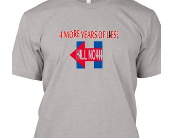 Political  4 More Years of Lies?