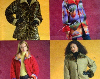 Car coat pattern | Etsy