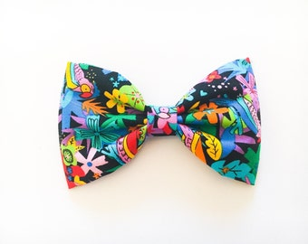 Abstract hair bow bow abstract bow tie