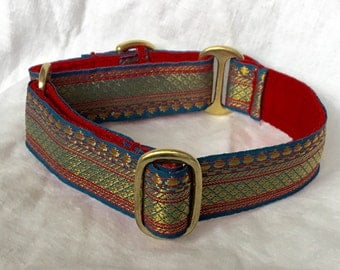 "1"" Martingale Collar Ideal for Whippets, Italian Greyhounds, Small Lurchers and Sighthound Puppies"