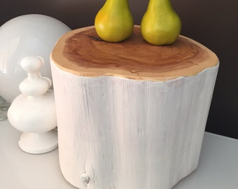 Wedding Cake Stands, White Painted Wood Cake Stand,Wood Centerpieces, Rustic Weddings, Wood Cake Stands, Engraved Cake Stands