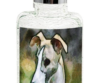 Whippet 'Simba' Clear Glass Soap Dispensers  - 8 or 16 Ounce
