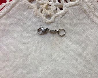 Extender, Stainless, Bracelet or Necklace,  Plain, 1  in,  25 mm