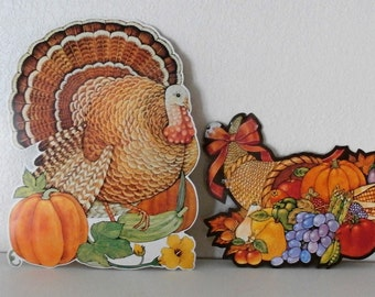 5 Thanksgiving or Fall Cut-Outs
