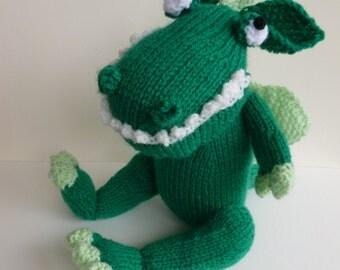 Jake the jolly green dragon
