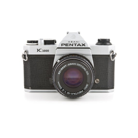 how to clean pentax k1000 lens