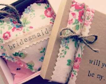Will you be my bridesmaid gifts, Bridesmaids, Flower Girl Gifts,