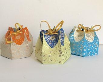 Handmade Small Gift Bag Indian Wedding Favor Party gift bag