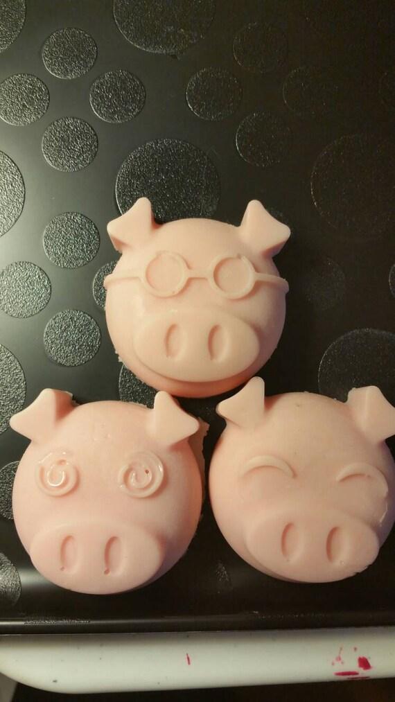 Piggy Soap!
