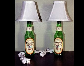 Beer Bottle Lamp