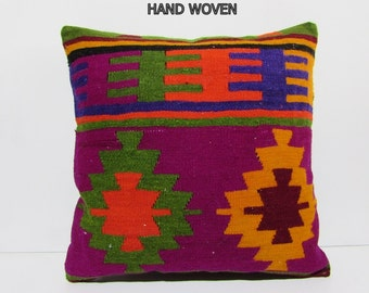 popular items for ethnic pillow large on etsy