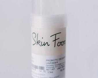 CLOVE SANDALWOOD ORANGE   Probiotic   Organic    Natural Deodorant