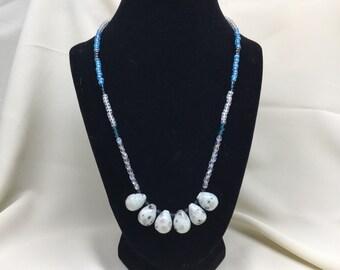 Sesame Jasper necklace
