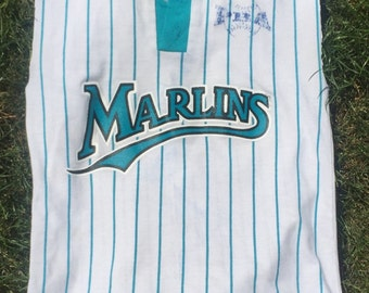 Vintage Marlins #12 jersey