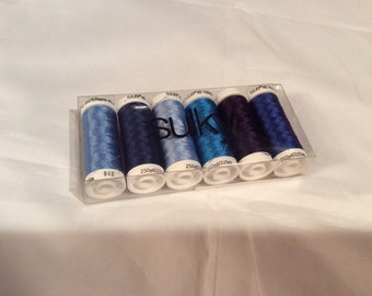 Sulky embroidery thread set, NIP