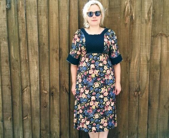 boho vintage dress
