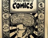 Shack Shakers/Hillbilly Comix poster