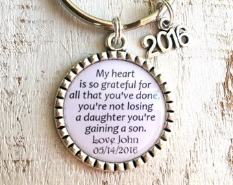 FATHER of the BRIDE Gift from Groom Bride Father Wedding Gift Ideas Parents Wedding Gifts for Parents Personalized Wedding Gift Parents