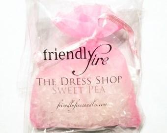Sweet Pea Aroma Beads Air Freshener Fragrance Sachet