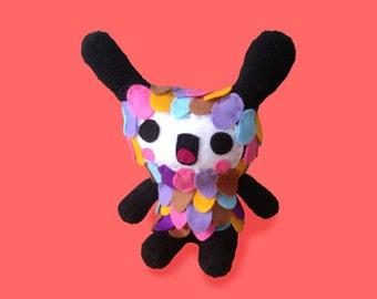 Lubduppler - handmade plush