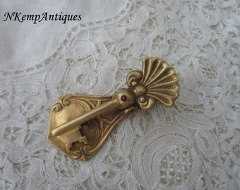 Antique letter holder for the collector