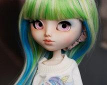 Eyechips for Groove Dolls - Strawberry 'n Cream (regular pupil)