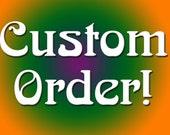 Custom Order for Phalyn