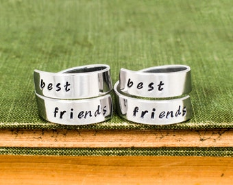 Best Friends Ring Set