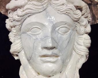 Medusa Sculpture for wall