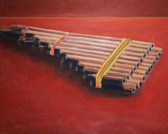 Zampoña (Pan Flute)