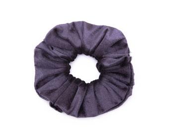 Scrunchies , VELVET  Hair Fabric Hair Accessory , BUY 3  piece  GET  1 scrunchie as gift