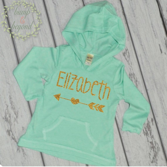 Hipster Baby Clothes Baby Girl Clothes Personalized Name Shirt - photo#12