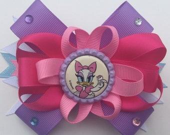 Daisy Duck bow