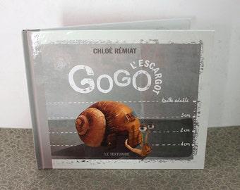 """Book """"Gogo snail"""""""