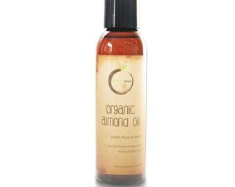 Sweet Organic Almond Oil