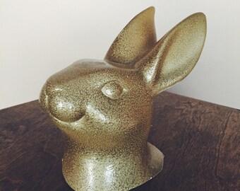 Severed Rabbit Head