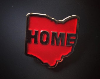 OHIO HOME Lapel Pin