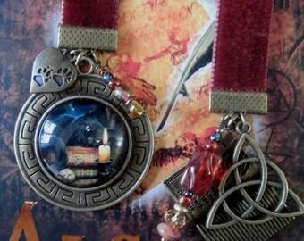 Velvet Bookmark  Witchmaster