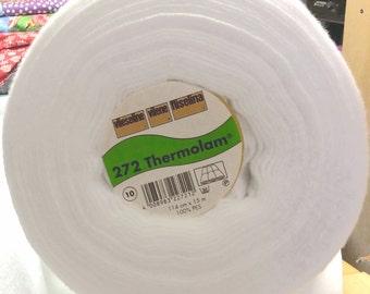 272 Thermolam 1 metre x  114 cm wide Vlieseline® Vilene® (# equiv Pellon Thermolam Plus # TP970)