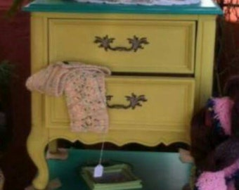 Whimisical Nightstand